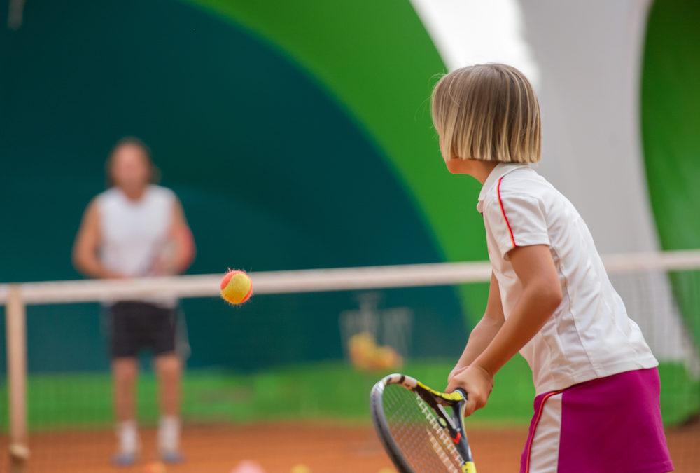 Co robić, aby być lepszym rodzicem tenisisty