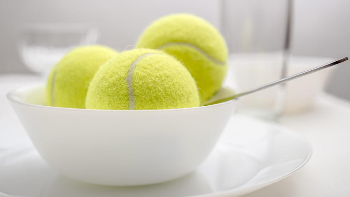 Żywienie w tenisie – moja współpraca z profesjonalnym dietetykiem