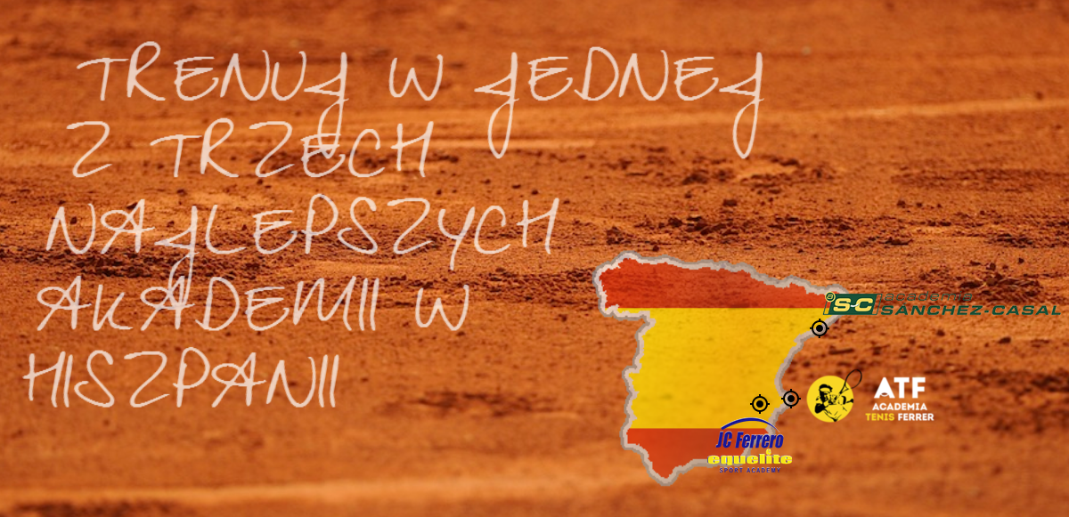 Trenuj w jednej z trzech najlepszych akademii w Hiszpanii – nowy projekt