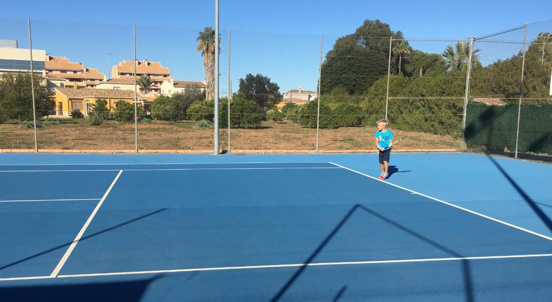 Pierwszy turniej Janka w Hiszpanii