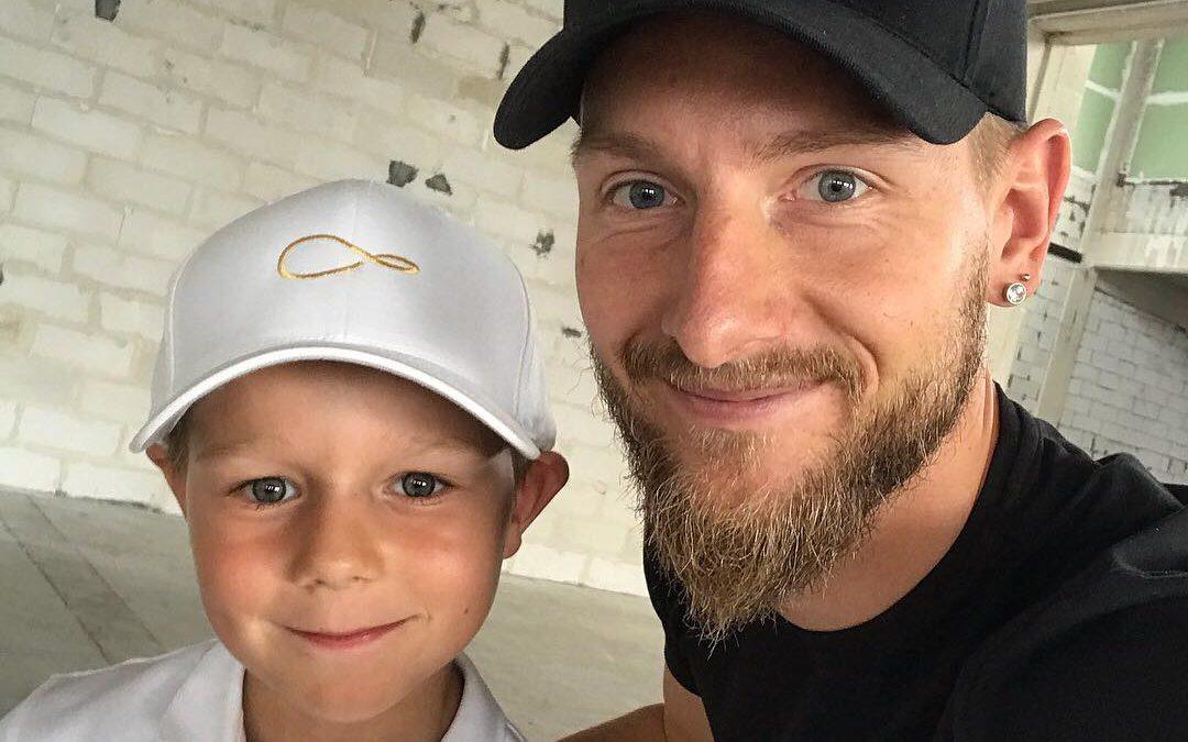 Miłość ojca do syna