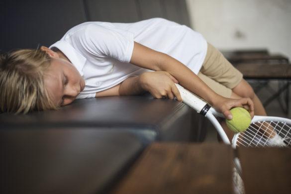 Psychika w tenisie