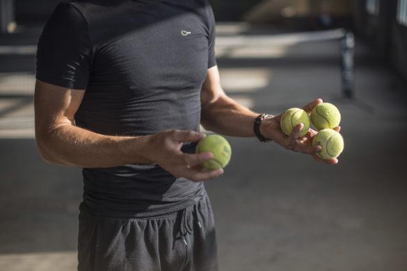 Trener tenisa jako mistrz, mentor i nauczyciel