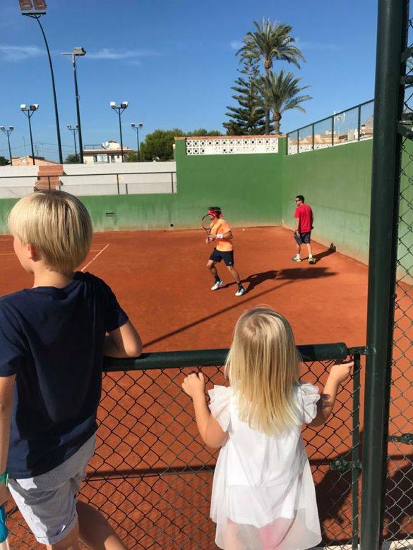 David Ferrer Ferru akademia tenisowa