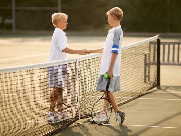 Szacunek i pokora w tenisie