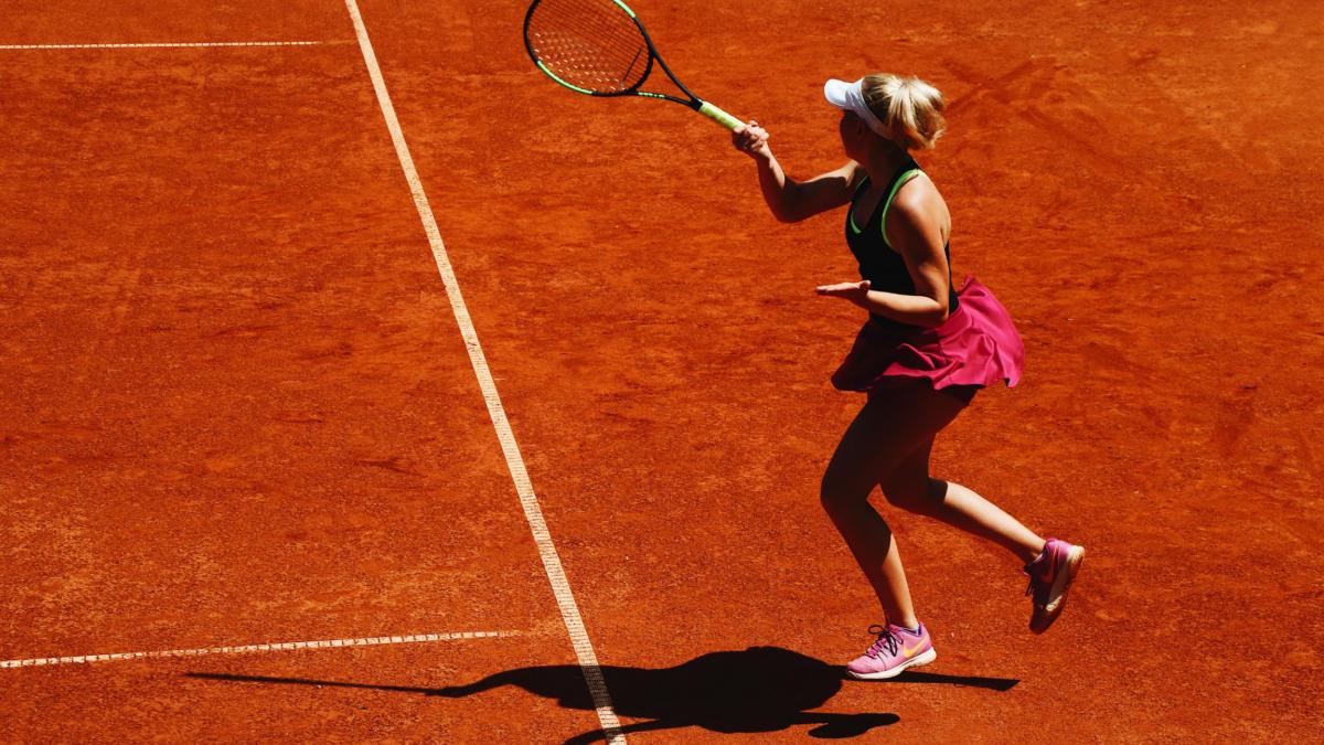 Tenisowy przebijacz – jak go pokonać?